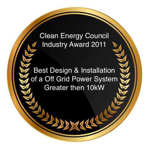 Clean Energy Council Industry Award