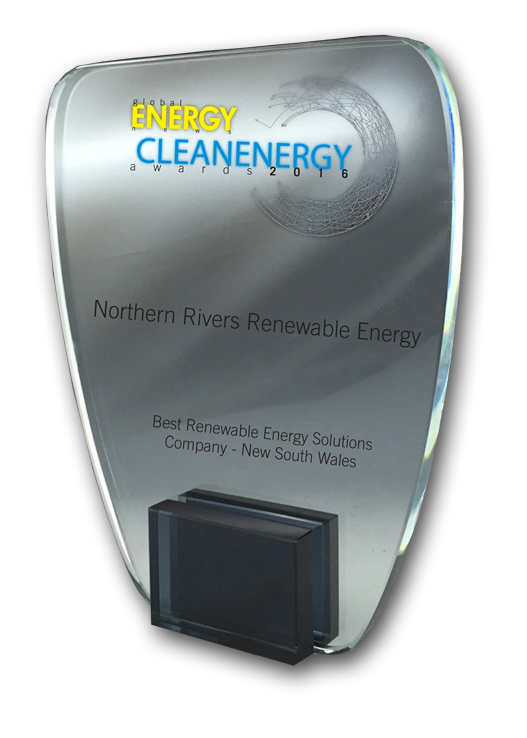 2016 Clean Energy Award